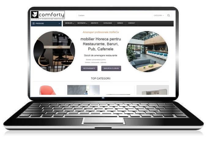 creare website mobila