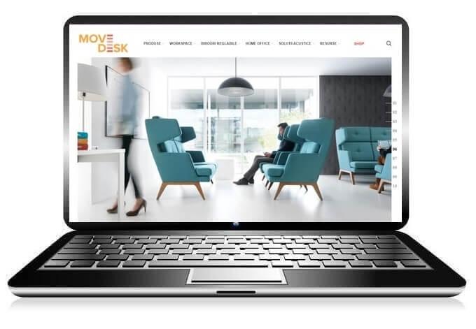 realizare magazin online mobila