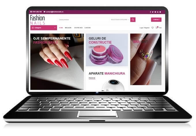 website produse manichiura